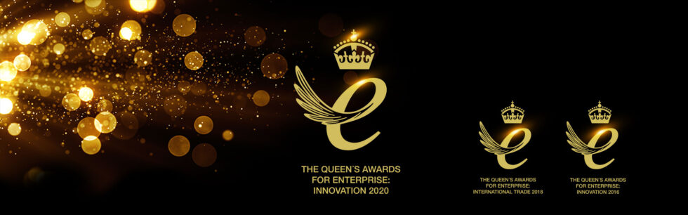Photocentric receive their third Queen's Award, in recognition of their Innovation in LCD based 3D printing