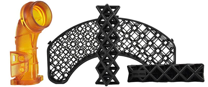 A new dedicated range of Engineering Plastic Daylight 3D printing materials released from dynamic Forward AM and Photocentric relationship